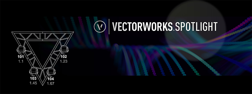 Virtuelle Messe - Informationen zu Vectorworks Spotlight 2020